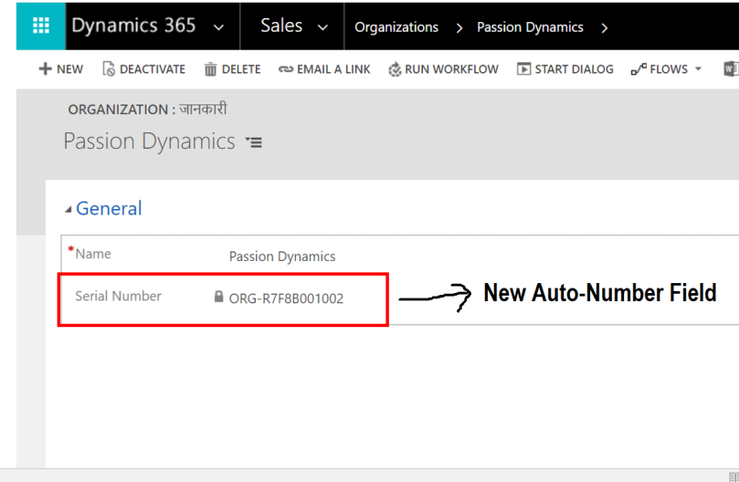 How to Create Auto- Number Fields - Microsoft Dynamics CRM