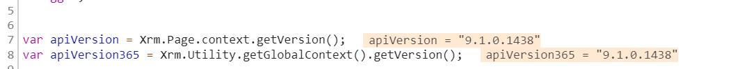 CRM WebApi/Javascript – Passion Dynamics